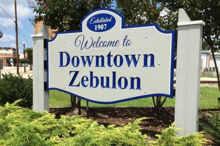 Minutes to Downtown Zebulon