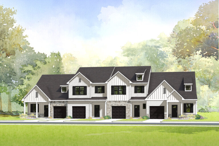 Townhomes Built With You In Mind